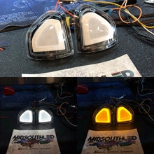 Dodge Ram Tow Mirror Switchback Marker Light ( New Style)