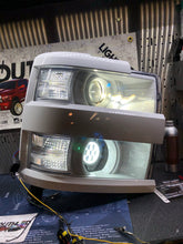 Switchback led DRL/BLINKER bulbs(no resistors needed)