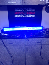 "30-32"" 8D Led light bar with flow halo"