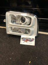 1999-2007 SUPER DUTY COLORMATCH HEADLIGHT BUILD