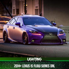 2014+  Lexus IS Flow Series DRL