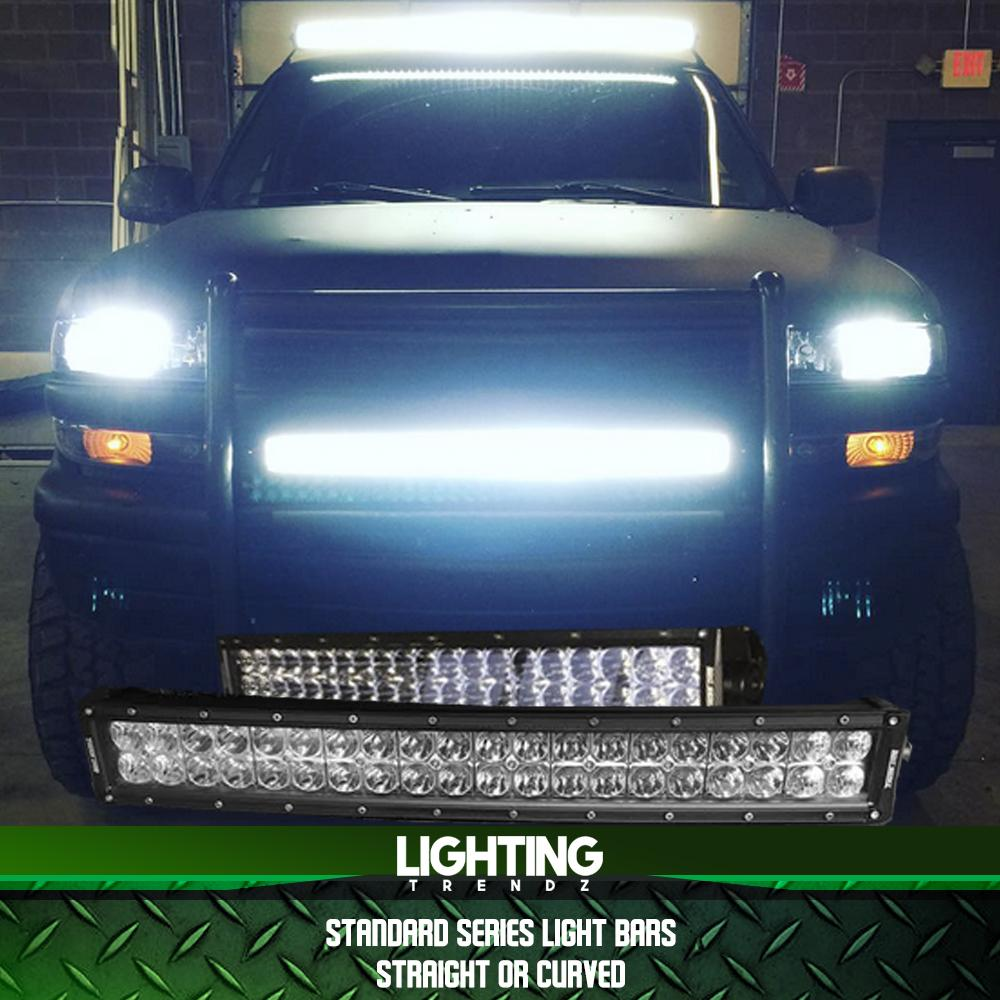 Standard Series Light Bars (Straight or Curved)