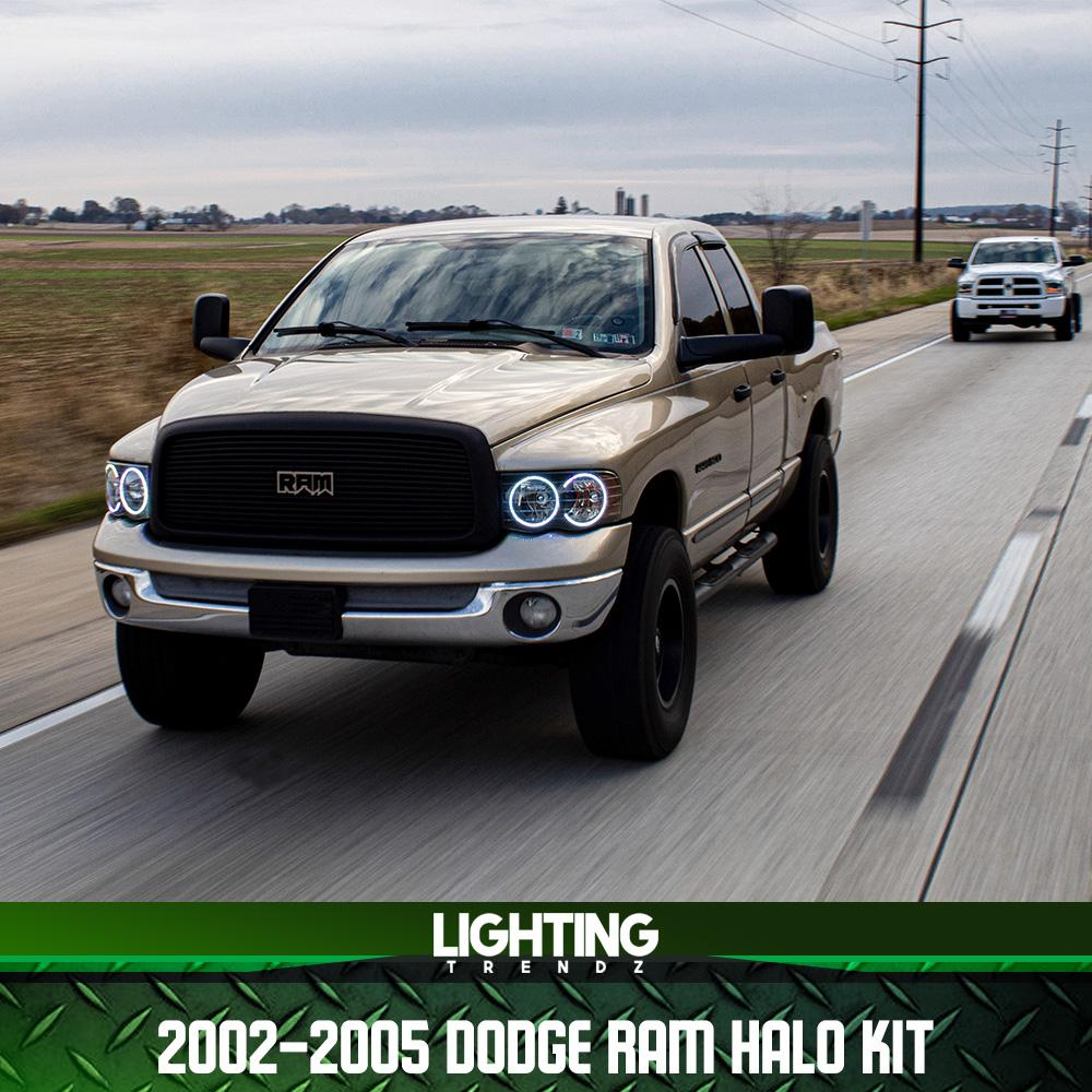 2002-2005 Dodge Ram Halo Kit