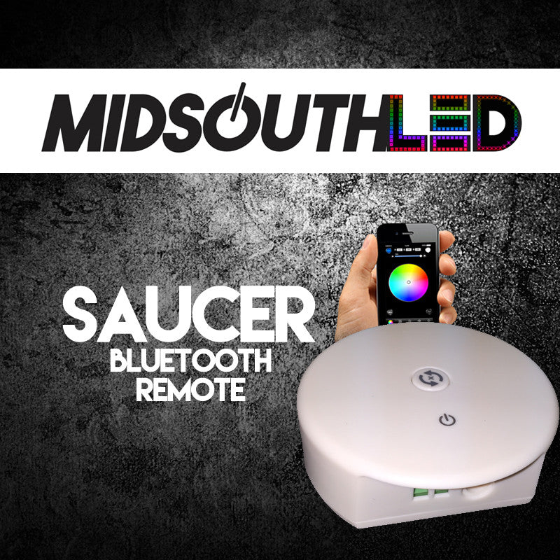 Saucer Bluetooth Remote Midsouthled