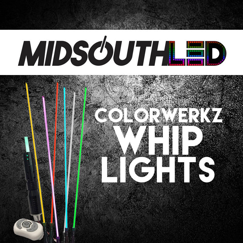LED Whip Light
