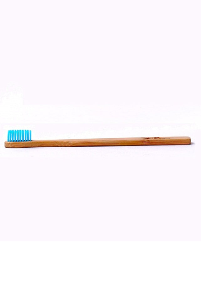 Bamboo India Bamboo Toothbrush - Standard, Oral Care, Bamboo India, ihaat, [made_in_india], [handmade] - ihaat