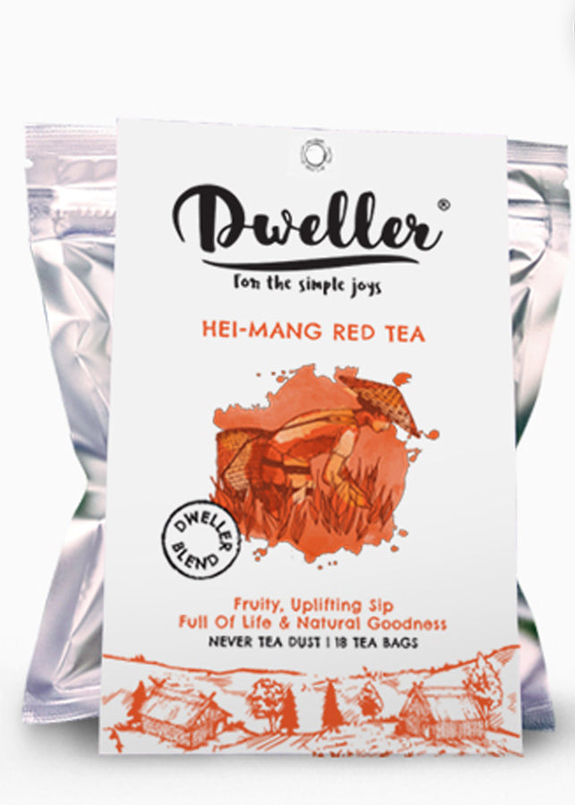 Dweller Hei-mang Red Tea, Tea, Dweller, ihaat, [made_in_india], [handmade] - ihaat