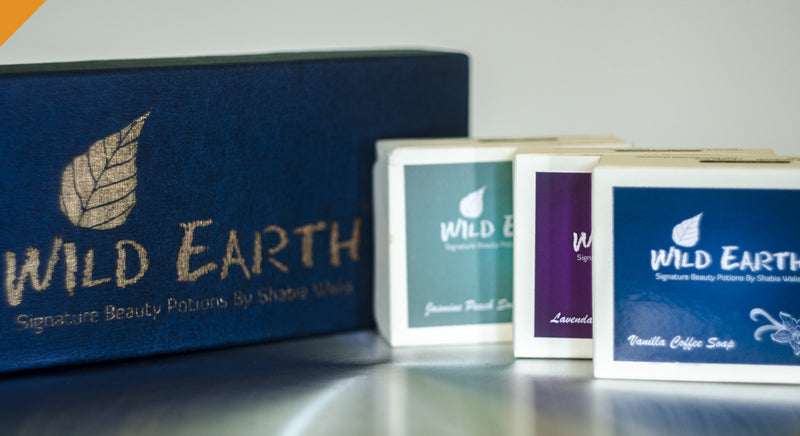 Wild Earth Handmade Soaps Gift Set, handmade soap, Wild Earth, ihaat, [made_in_india], [handmade] - ihaat