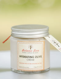Botanic Love Hydrating Olive Creme, Facial Care, Botanic Love, ihaat, [made_in_india], [handmade] - ihaat