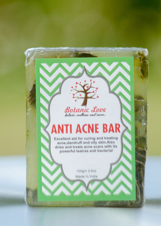 ihaat.in Botanic Love Anti Acne Bar