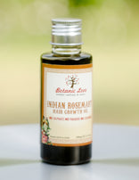 Botanic Love Indian Rosemary Hairgrowth Oil, Hair Oil, Botanic Love, ihaat, [made_in_india], [handmade] - ihaat