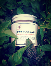 Botanic Love Pure Gold Face Mask, Face Mask, Botanic Love, ihaat, [made_in_india], [handmade] - ihaat