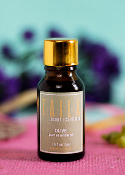 Chirpy India Taila Olive Essential Oil 15ml, Beauty & Skin Care, Chirpy India, ihaat, [made_in_india], [handmade] - ihaat