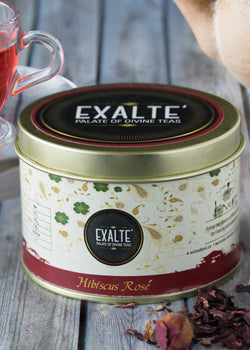 Exalté Hibiscus Rosé, Tea, Exalté, ihaat, [made_in_india], [handmade] - ihaat