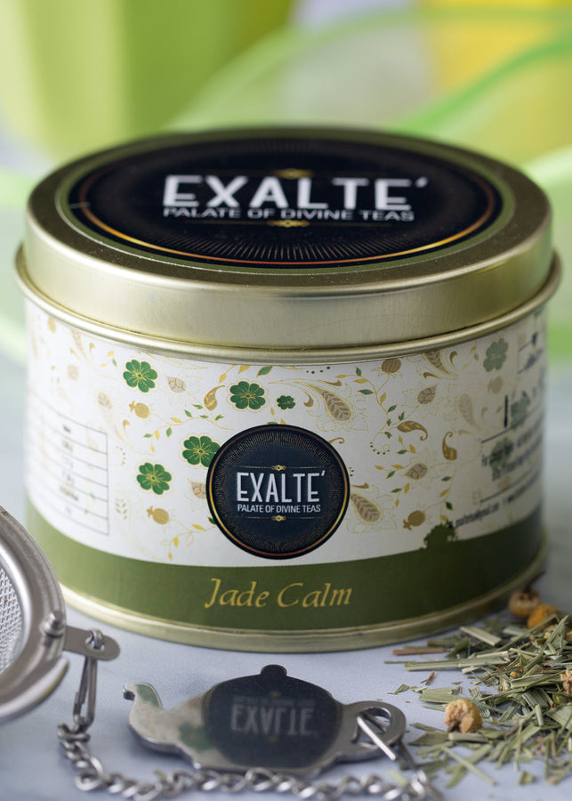 Exalté Jade Calm Tea, Tea, Exalté, ihaat, [made_in_india], [handmade] - ihaat