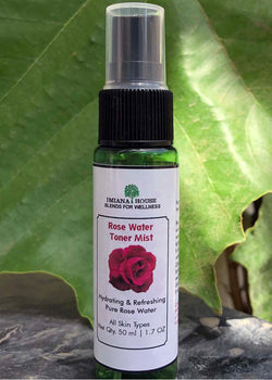 IMIANA HOUSE Rose Water Facial Toner Mist, Face Care, IMIANA HOUSE, ihaat, [made_in_india], [handmade] - ihaat