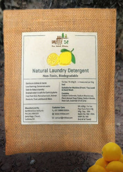 Mitti Se Laundry Detergent, Laundry Detergent, Mitti Se, ihaat, [made_in_india], [handmade] - ihaat