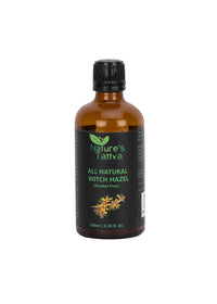 Nature's Tattva Natural, Witch Hazel, 100ml (All Natural Skin Toner, Alcohol Free), Beauty & Skin Care, Nature's Tattva, ihaat, [made_in_india], [handmade] - ihaat