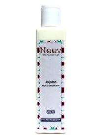 Neev Jojoba Hair Conditioner, Hair Cleanser, Neev Herbal Handmade Soaps, ihaat, [made_in_india], [handmade] - ihaat