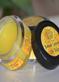 Pratha Naturals 100 % Natural Sweet Lemon Lip Balm, Lip Balm, Pratha Naturals, ihaat, [made_in_india], [handmade] - ihaat