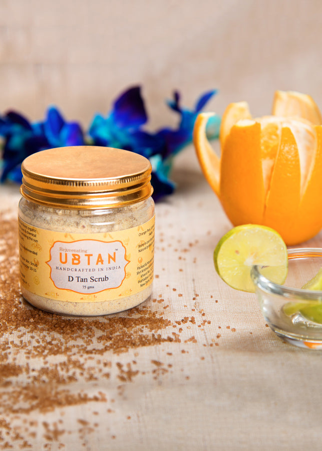 Rejuvenating UBTAN D-Tan Scrub, Face Care, Rejuvenating UBTAN, ihaat, [made_in_india], [handmade] - ihaat