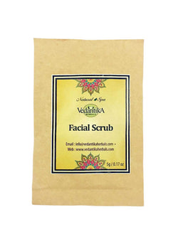 Vedantika Herbals Trial Pack- Facial Scrub, Face Scrub, Vedantika Herbals, ihaat, [made_in_india], [handmade] - ihaat