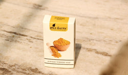 Wild Earth Ayurvedic Turmeric Soap (Set of 3), Natural Soap/Bathing Bar, Wild Earth, ihaat, [made_in_india], [handmade] - ihaat