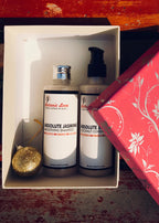 BOTANIC LOVE JASMINE SHAMPOO AND CONDITIONER GIFT SET, gift set, Botanic Love, ihaat, [made_in_india], [handmade] - ihaat