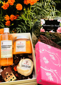 Botanic Love Relaxation Spa Set, , Botanic Love, ihaat, [made_in_india], [handmade] - ihaat