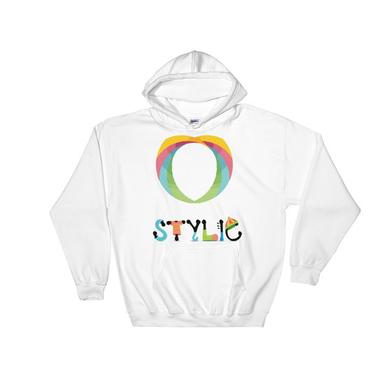 HOT STYLE. Hooded Sweatshirt