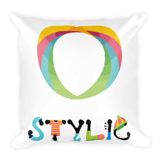 HOT STYLE. Cozy, Soft, Smooth and Stylish  Square Pillow case