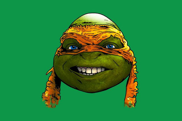Teenage Mutant Ninja Turtles T-Shirts from Spoofy Tees
