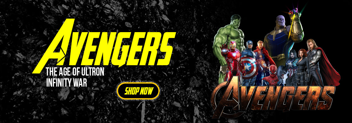 Avenger Collections by Spoofytees