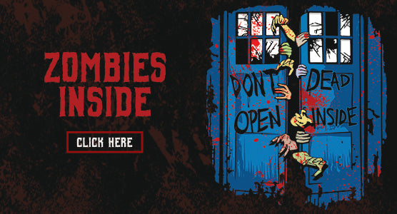 Zombie T-Shirt Design Collections.