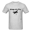 Dragonfly T-Shirt - heather gray