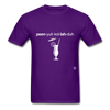 Pina Colada T-Shirt - purple