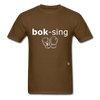 Boxing T-Shirt - brown