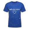 Valentine T-Shirt - mineral royal