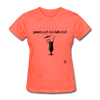 Pina Colada T-Shirt - heather coral