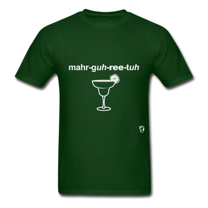 Margarita T-Shirt - forest green