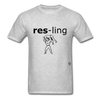 Wrestling T-Shirt - heather gray