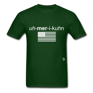 American T-Shirt - forest green