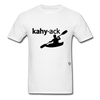 Kayak T-Shirt - white