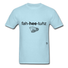 Fajitas T-Shirt - powder blue