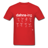 Dancing Shirt - red