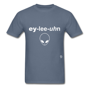 Alien T-Shirt - denim