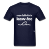 Me Before Coffee T-Shirt - navy