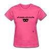 Anonymous T-Shirt - heather pink