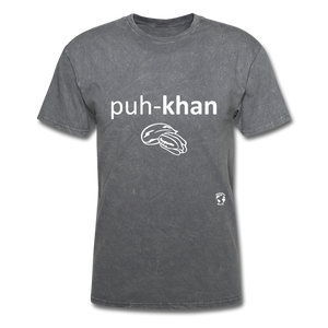 Pecan T-Shirt - mineral charcoal gray