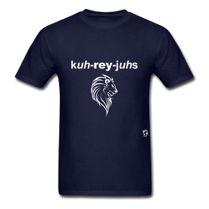 Courageous T-Shirt - navy